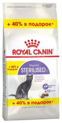 Сухой корм для кошек ROYAL CANIN Sterilised 37, для стерилизованных, 0,56кг