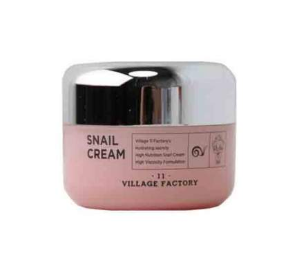 Крем для лица Village 11 Factory Snail Cream 50 мл