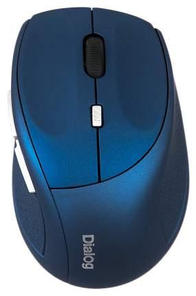 Беспроводная мышь Dialog Katana MROK-18U Blue