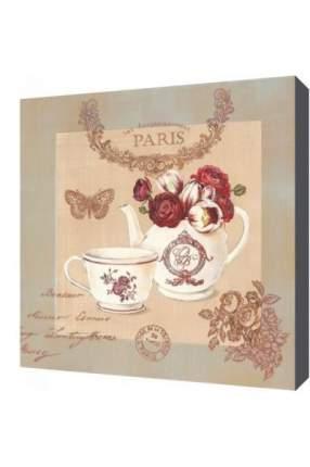"Ключница ""Stefania Ferri - Parisian flowers"" II"