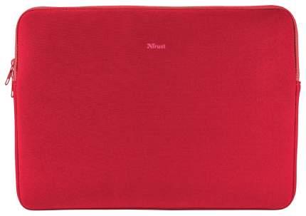 """Чехол для ноутбука 17.3"""" Trust Primo Slim красный"""