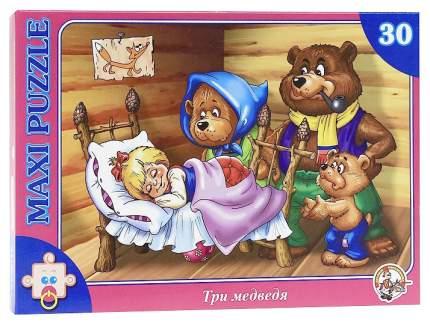 Пазл Десятое Королевство Макси-пазл Три медведя 00259ДК