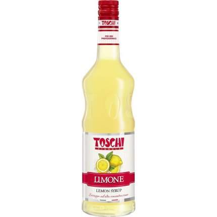 Сироп Toschi лимон 1 л