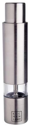 Мельница для специй Kuchenland Spices KDL-655 Прозрачный, серый