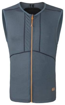 Защита спины Atomic Ridgeline BP Vest Shade черная/серая, L