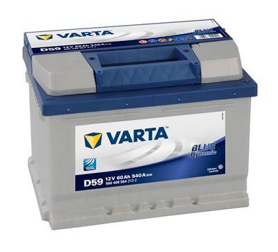 Аккумулятор автомобильный Varta 5604090543132 60 Ач