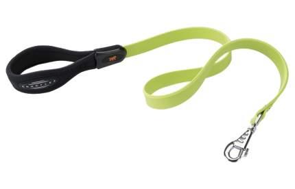 Поводок для собак Ferplast, резина, зеленый, длина 0.55 см