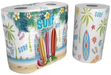 Бумажные полотенца World Cart kartika collection серфинг
