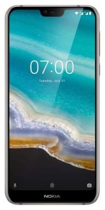 Смартфон Nokia 7.1 32Gb Steel