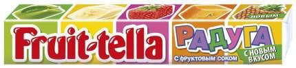 Конфеты Fruittella радуга жевательные с фруктовым вкусом 41 г