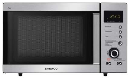 Микроволновая печь соло Daewoo KOR-814RT1 silver