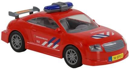 Автомобиль Полесье пожарный инерционный