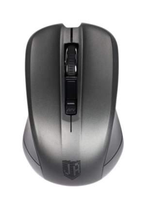 Беспроводная мышь Jet.A Comfort OM-U36G Grey/Black