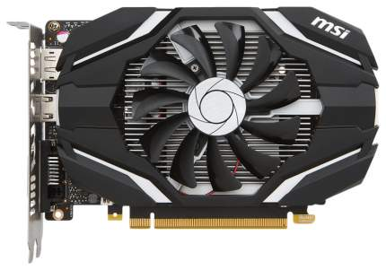 Видеокарта MSI GeForce GTX 1050 (GTX 1050 2G OC)