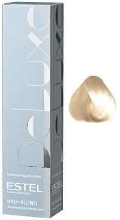 Краска для волос Estel Professional De Luxe 116 Пепельно-фиолетовый блонд ультра 60 мл
