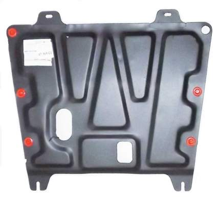 Защита картера, защита кпп АВС-Дизайн для Nissan (07.369.C2)