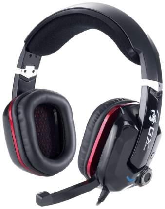 Игровые наушники Genius HS-G700V Black