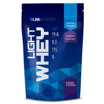 Протеин Rline Light Whey, 1000 г, шоколад
