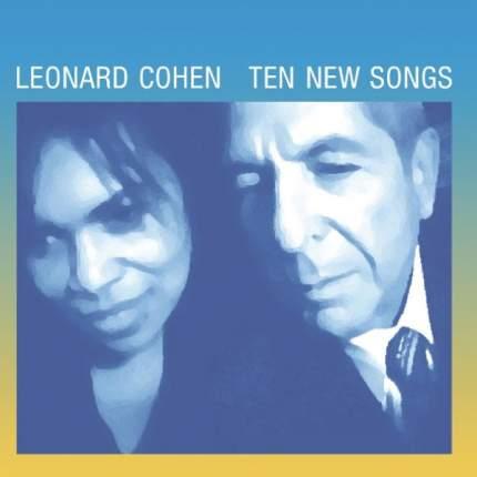 "Leonard Cohen ""Ten New Songs"" CD"