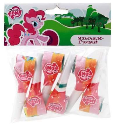 Дудочка Веселый праздник Набор язычков-гудков My Little Pony 6 шт.