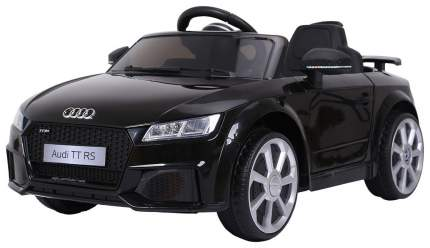 Электромобиль Shenzhen Toys р/у Audi TT RS (на аккум., свет, звук), черный
