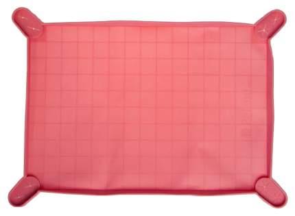 Коврик-туалет для собак Japan Premium Pet для пеленок, розовый, 44х31х1.5 см