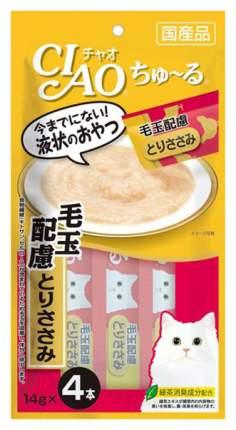 Лакомство для кошек Premium Pet Japan Парное филе курицы