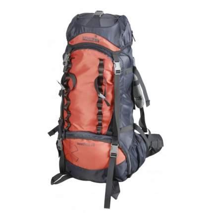 Туристический рюкзак Norfin Newerest NS 70 л серый/оранжевый