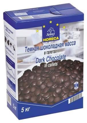 Масса Horeca темная шоколадная в галетах 5 кг
