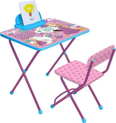 Комплект детской мебели Nika Disney Рапунцель