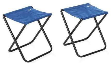 Набор походных складных стульев Nika НПС Синий