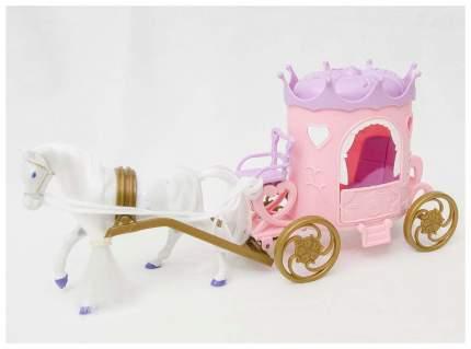 Игровой набор Shantou Gepai Карета принцессы с лошадью R-3358
