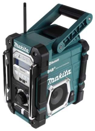 Аккумуляторный радиоприемник для стройплощадки Makita DMR112 БЕЗ АККУМУЛЯТОРА И З/У