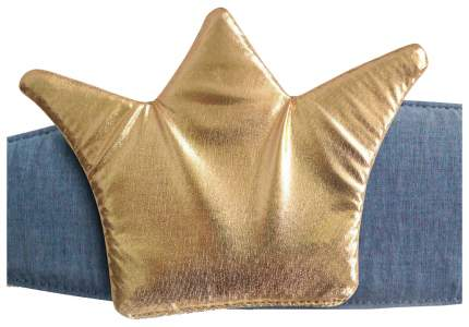 Фиксатор головы ребенка Клювонос Принцесса золото 8020