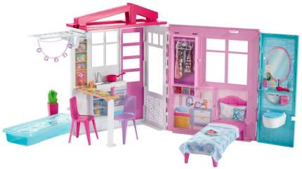 Кукольный домик FXG54 Mattel Barbie Раскладной