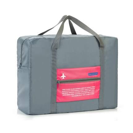 Дорожная сумка Routemark TFB03 розовая 45 x 36,5 x 20