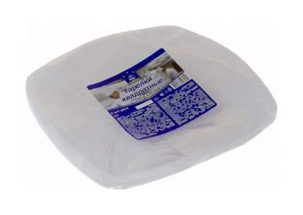 Набор одноразовых тарелок Horeca Select 230 мм Белый