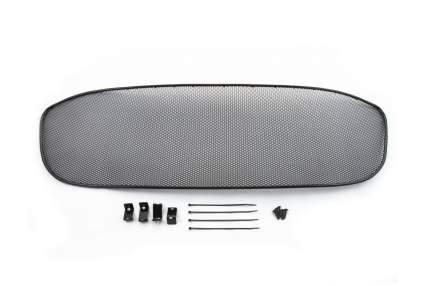 Сетка на бампер внешняя arbori для Lada Kalina 2014-2019, черная, 10 мм