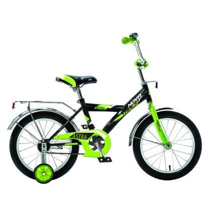 Велосипед Novatrack Astra чёрный 20 203ASTRA.BK9