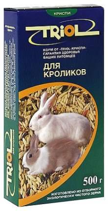 Корм для кроликов Triol Standard 0.5 кг 1 шт