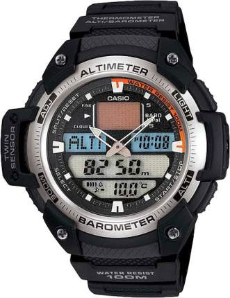 Наручные часы кварцевые мужские Casio Collection SGW-400H-1B