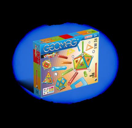 Конструктор GEOMAG 352 Confetti 50 деталей
