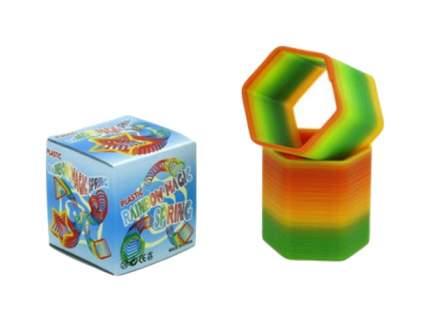 Шагающая пружинка Наша игрушка Причудливая радуга 200230127