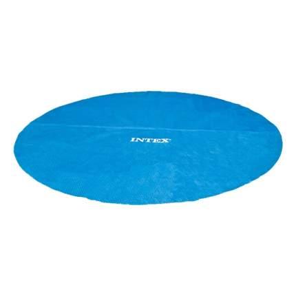 Обогревающее покрывало solar cover, диаметр 457 см  intex, арт, 29023, Интекс