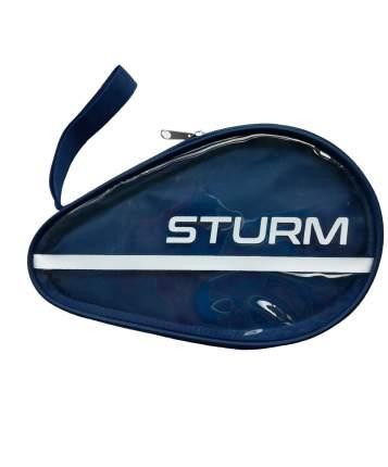 Чехол для ракетки Sturm CS-02 синий