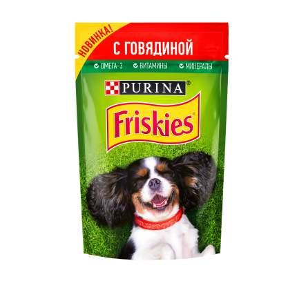 Влажный корм для собак Friskies, говядина, 85г