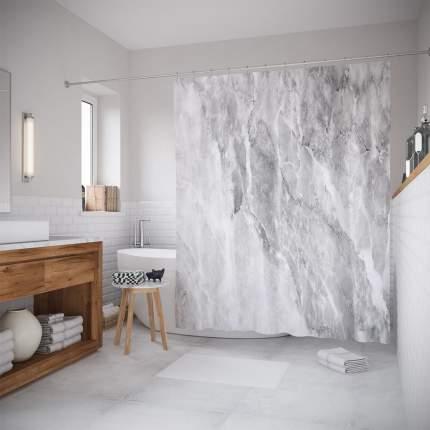 Шторы для ванной JoyArty «Неизвестная туманность» 180x200