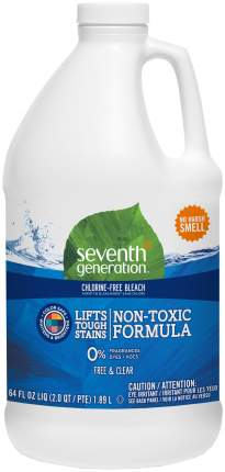 Отбеливатель для детского белья Seventh Generation Chlorine Free Bleach Free & Clear 1,9 л