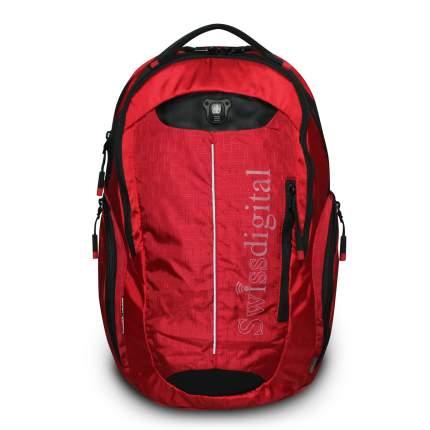 Рюкзак Swissdigital Airflow М красный 24 л