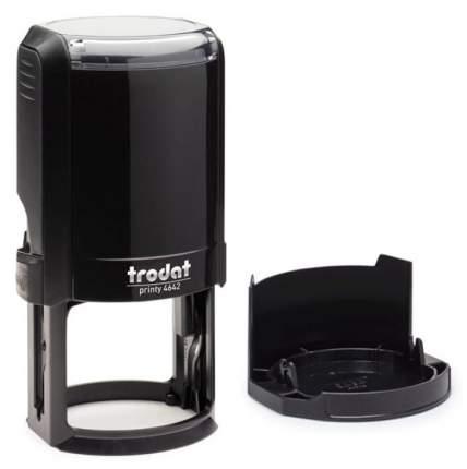 Оснастка для печати Trodat Printy 4642 P4. Цвет корпуса: черный.
